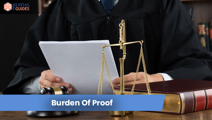Burden Of Proof