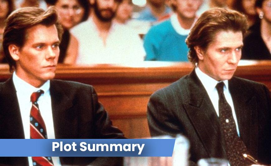 Criminal Law plot summery