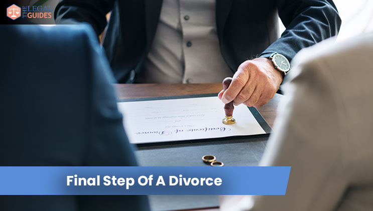 Final Step Of A Divorce