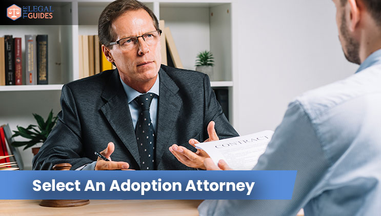 Select An Adoption Attorney