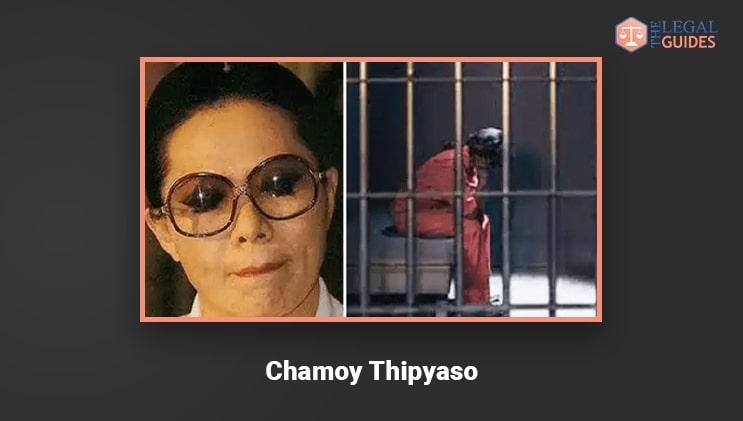 Chamoy Thipyaso
