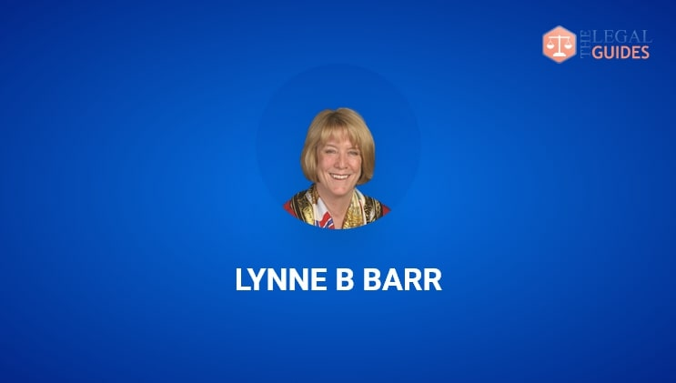 Lynne B Barr